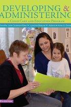 DEVELOPING & ADMIN CHILD CARE ETC (P)