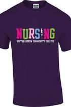 Shirt - Nurs(syringe)ng Southeastern Community College
